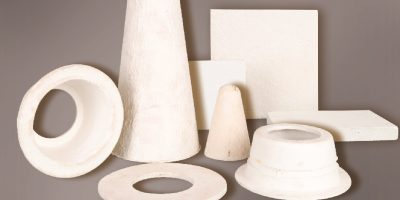 ceramic fibre boards and shapes-big